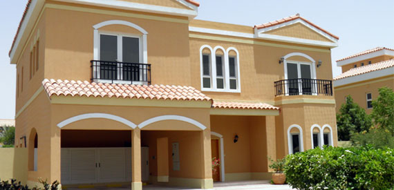 villa project dubai